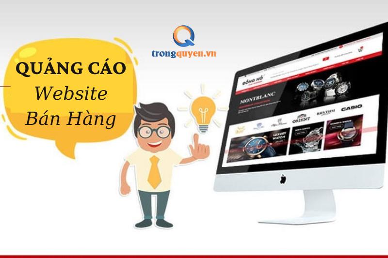 Chiến lược Quảng cáo website bán hàng hiệu quả