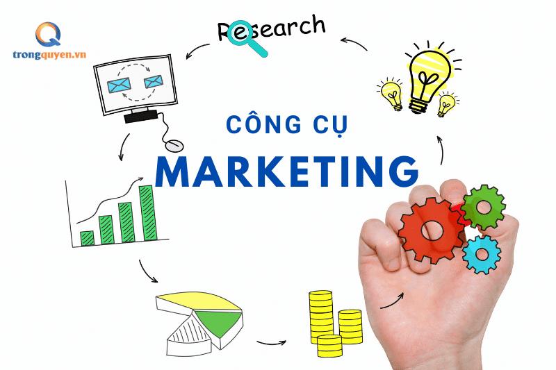 Công cụ Marketing điện tử hiệu quả