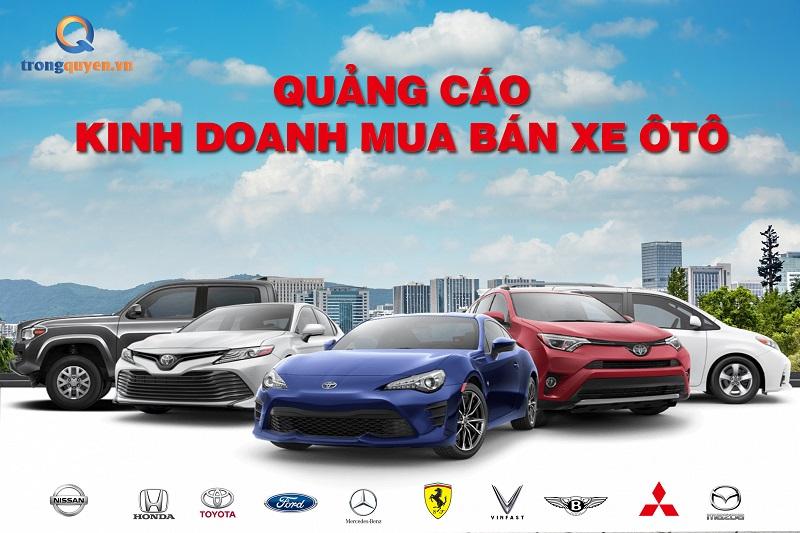 Chiến lược quảng cáo online ngành ô tô