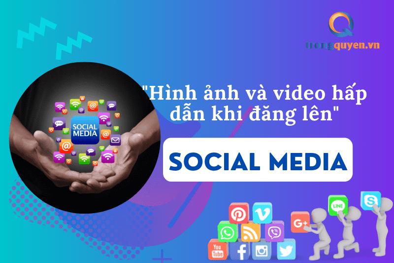 Ý tưởng hình ảnh và video hấp dẫn khi đăng lên Social Media