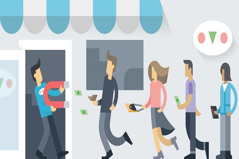 khéo léo dùng lợi ích thu hút khách hàng